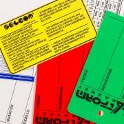 Cartellini e biglietti da visita